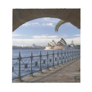 Australia, Nuevo Gales del Sur, Sydney, piedra Libreta Para Notas