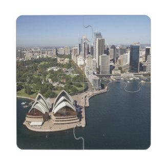 Australia, Nuevo Gales del Sur, Sydney, Sydney 2 Posavasos De Puzzle