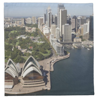 Australia, Nuevo Gales del Sur, Sydney, Sydney 2 Servilletas Imprimidas