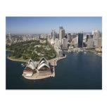 Australia, Nuevo Gales del Sur, Sydney, Sydney 2 Tarjetas Postales