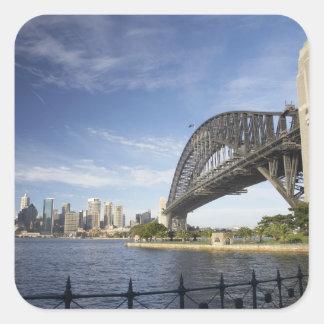 Australia, Nuevo Gales del Sur, Sydney, Sydney Pegatina Cuadrada