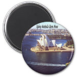 Australia Opera House Fridge Magnets