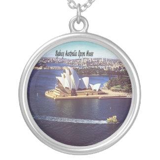 Australia Opera House Custom Jewelry