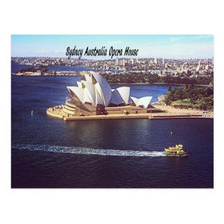 Australia Opera House Postcard