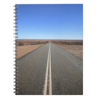 Australia Outback Road - Notepad Notebooks
