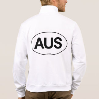 Australia Oval Jacket