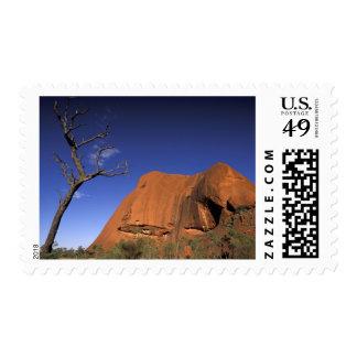 Australia, parque nacional de Uluru KATA Tjuta, Sello