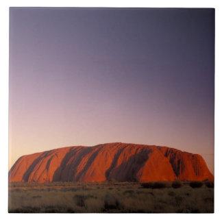 Australia, parque nacional de Uluru KATA Tjuta, Ul Azulejo Ceramica