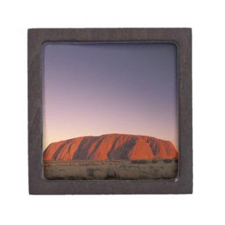 Australia, parque nacional de Uluru KATA Tjuta, Ul Cajas De Recuerdo De Calidad