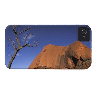 Australia, parque nacional de Uluru KATA Tjuta, Ul iPhone 4 Case-Mate Cárcasas