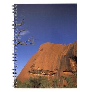 Australia, parque nacional de Uluru KATA Tjuta, Ul Cuadernos
