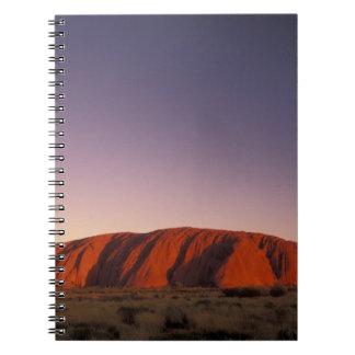 Australia, parque nacional de Uluru KATA Tjuta, Ul Cuaderno