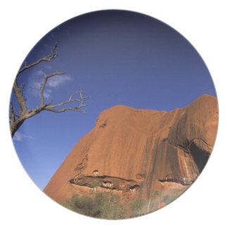 Australia, parque nacional de Uluru KATA Tjuta, Ul Platos Para Fiestas