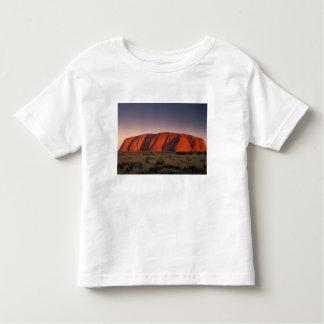 Australia, parque nacional de Uluru. Uluru o Poleras