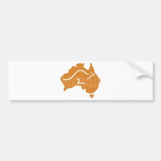 Australia Pegatina Para Auto