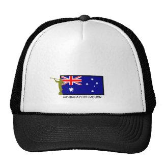 AUSTRALIA PERTH MISSION CTR LDS HAT