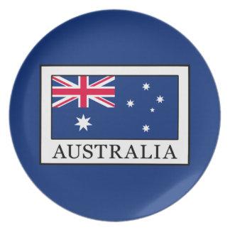 Australia Platos Para Fiestas