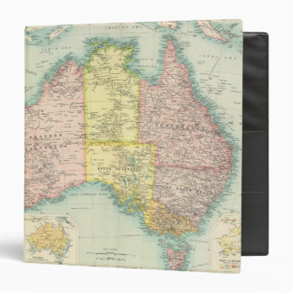 Australia political binder