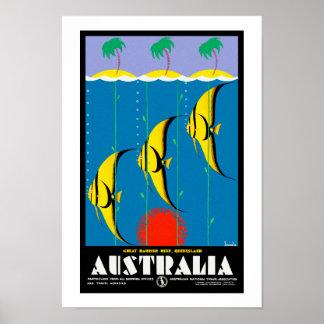 Australia Póster