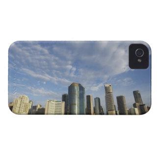 Australia, Queensland, Brisbane, Skyscrapers and iPhone 4 Case