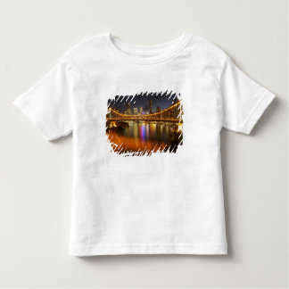 Australia, Queensland, Brisbane, Story Bridge, 2 Toddler T-shirt