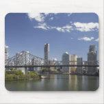 Australia, Queensland, Brisbane, Story Bridge, Mousepad