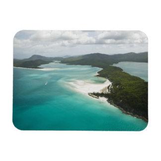 Australia, Queensland, costa de Whitsunday, 2 Imán De Vinilo