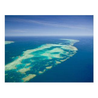 Australia, Queensland, costa del norte, mojones 2 Postales