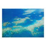 Australia, Queensland, costa del norte, mojones 3 Cojinete