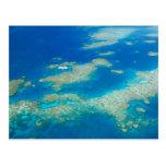 Australia, Queensland, costa del norte, mojones 3 Postales