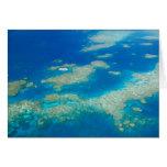 Australia, Queensland, costa del norte, mojones 3 Tarjetón