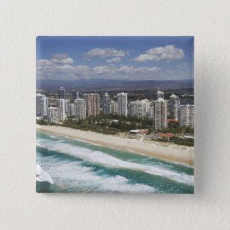 Australia, Queensland, Gold Coast, Main Beach - Button