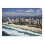 Australia, Queensland, Gold Coast, Main Beach - Greeting Cards