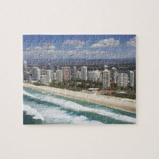 Australia, Queensland, Gold Coast, Main Beach - Jigsaw Puzzle
