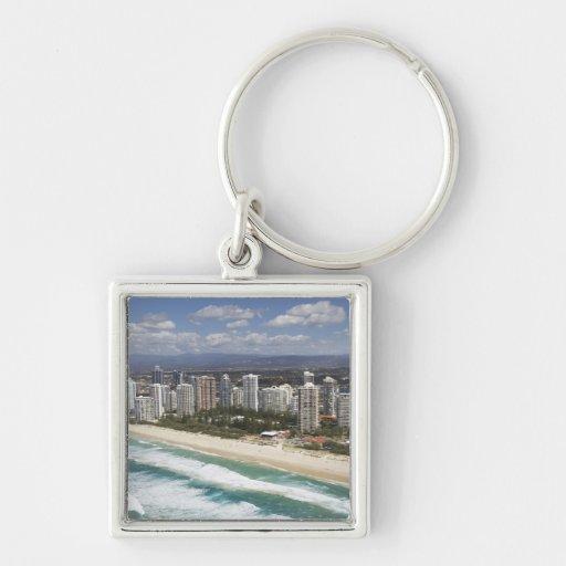 Australia, Queensland, Gold Coast, Main Beach - Key Chain