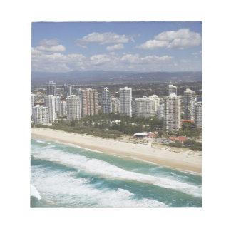 Australia, Queensland, Gold Coast, Main Beach - Notepad