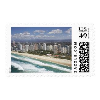 Australia, Queensland, Gold Coast, Main Beach - Postage