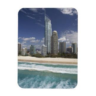 Australia, Queensland, Gold Coast, personas que pr Imanes Rectangulares