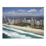 Australia, Queensland, Gold Coast, playa principal Postal
