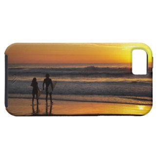 Australia, Queensland, Gold Coast, Surfers at iPhone SE/5/5s Case
