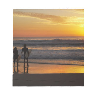 Australia, Queensland, Gold Coast, Surfers at Notepad