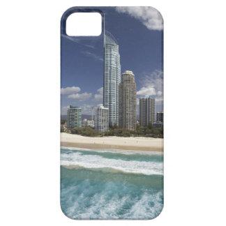Australia, Queensland, Gold Coast, Surfers iPhone SE/5/5s Case