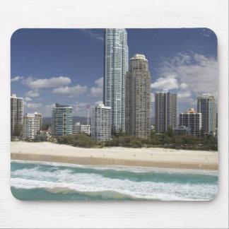 Australia, Queensland, Gold Coast, Surfers Mouse Pad