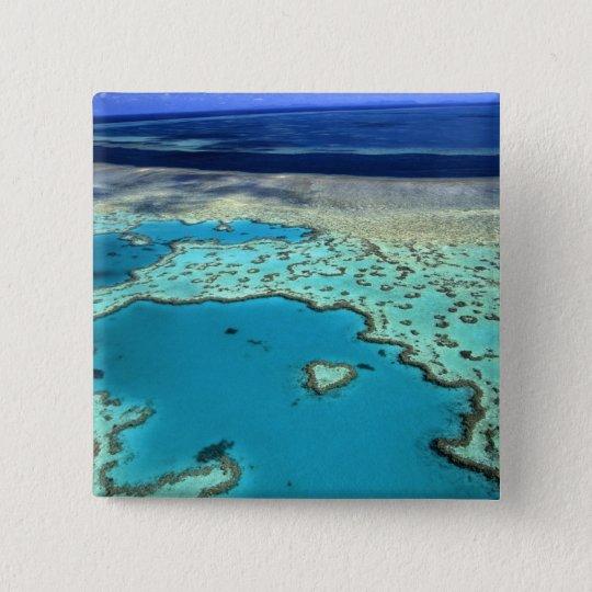 Australia - Queensland - Great Barrier Reef. 3 Button