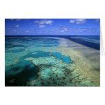 Australia - Queensland - Great Barrier Reef. 4 Card