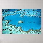 Australia - Queensland - Great Barrier Reef. 4 Poster