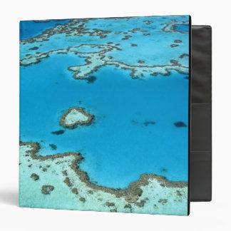 Australia - Queensland - Great Barrier Reef. 5 3 Ring Binder