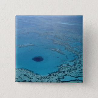 Australia, Queensland. Great Barrier Reef Button