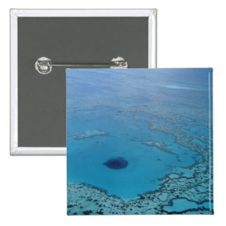 Australia, Queensland. Great Barrier Reef Button