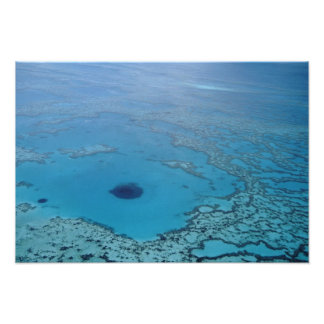 Australia, Queensland. Great Barrier Reef Photo Print